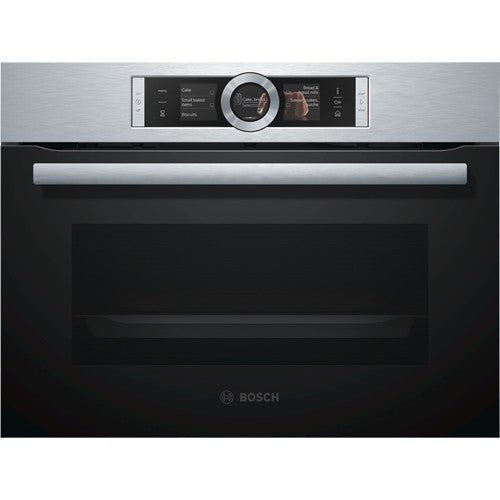 CSG656RS1 60cm Built-In Steam Oven
