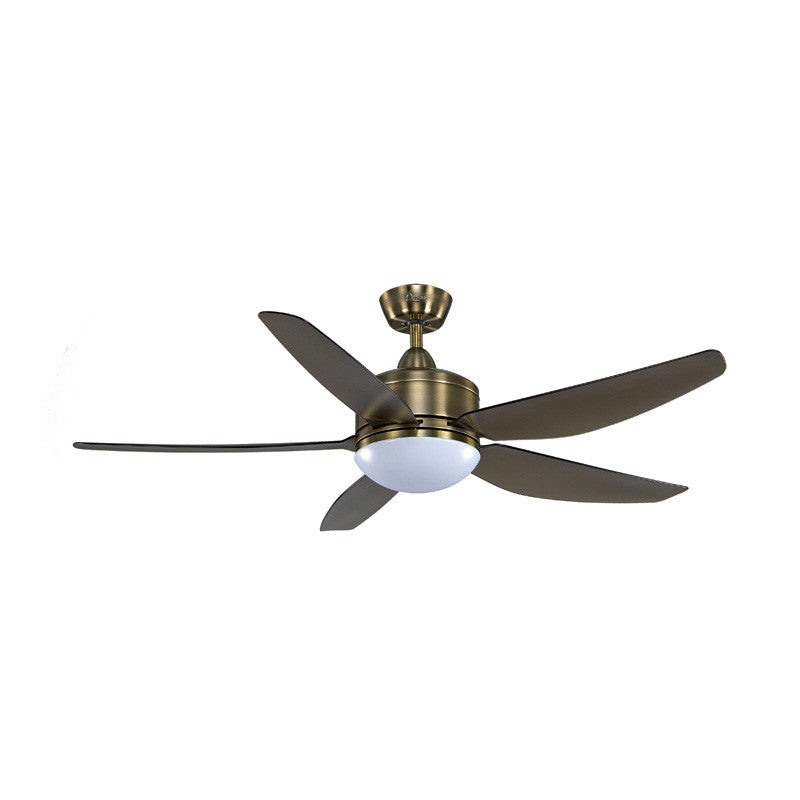 "Skylite Acrylic Blade 50""/55"" Ceiling Fan + Remote Control + LED Light"