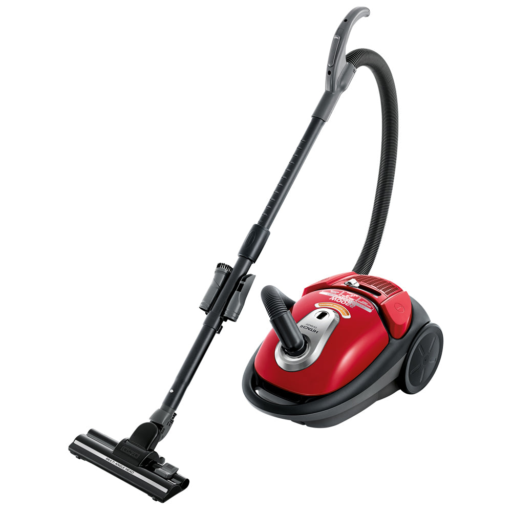 CV-BA22V 6L BAGGED VACUUM CLEANER + Free Kettle HEK-E60 By Hitachi