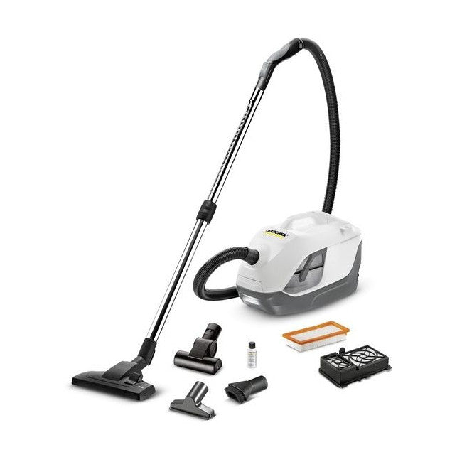 DS 6000 MEDICLEAN WATER FILTER VACUUM CLEANER