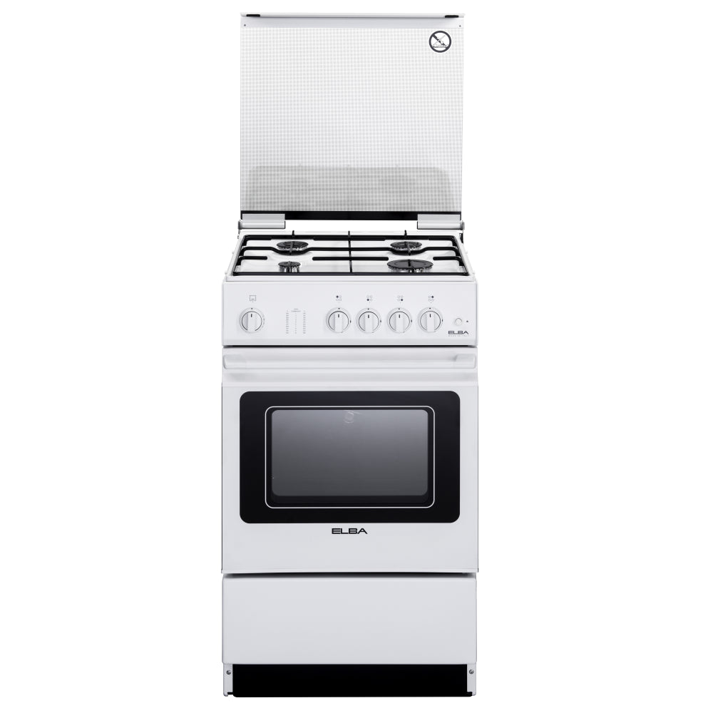 EGC536WH FREE-STANDING COOKER / 37L GAS OVEN