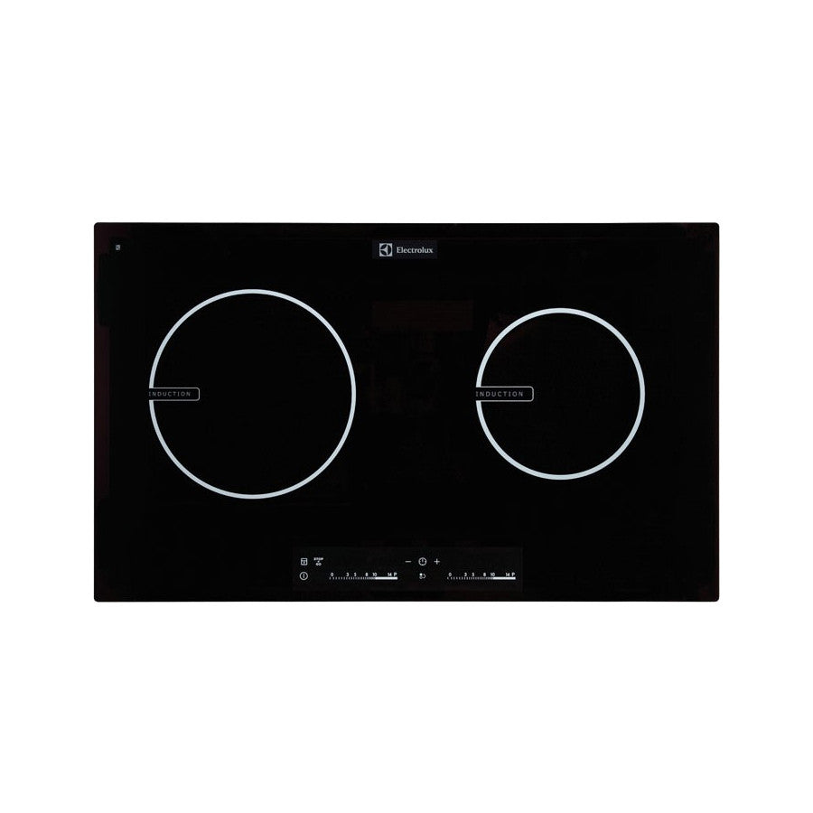 ELECTROLUX EHC726BA 70cm Built-In Induction Hob with Electronic Touch Control