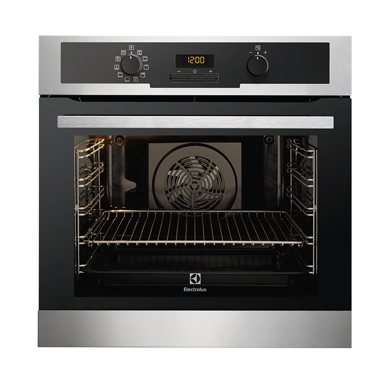 EOC5400AOX 72L BUILT-IN PYROLYTIC OVEN