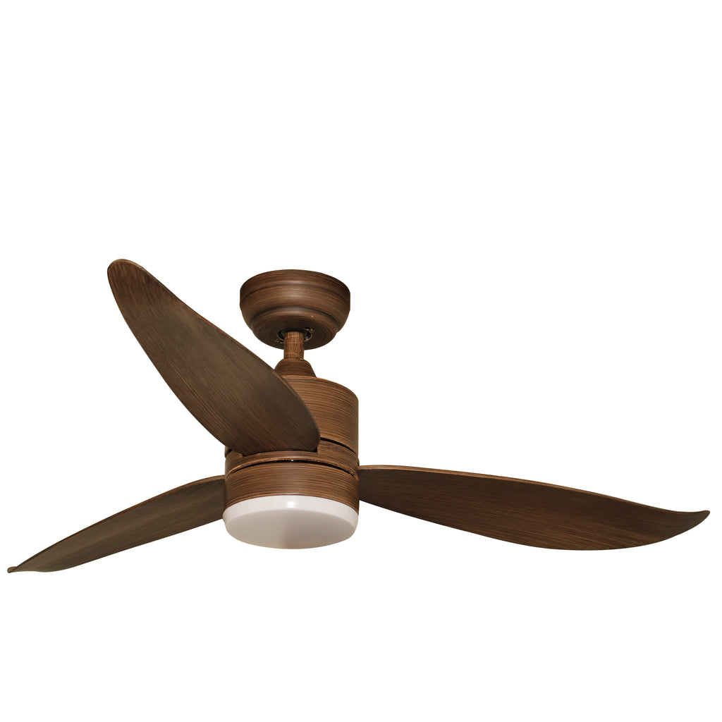 "36""/46""/52"" F-STAR DC CEILING FAN WITH REMOTE AND LIGHT"