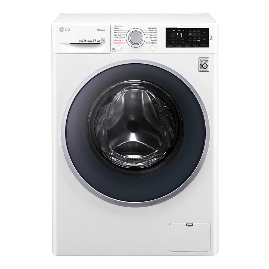 FC1475S4W 7.5KG FRONT LOAD WASHER (3 TICKS)