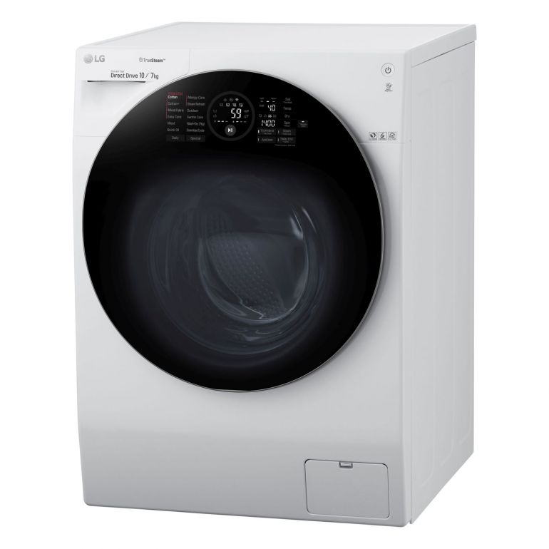 FG1410H3W 10/7kg Direct Drive Washer Dryer + $80 Mega Voucher