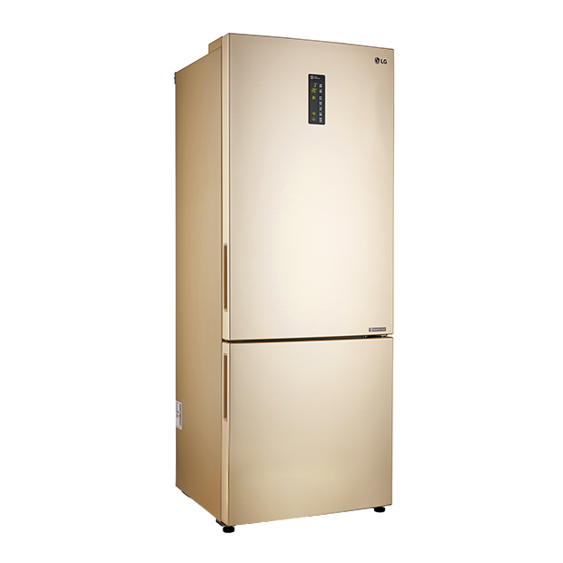 GB-B4451GV 445L BOTTOM FREEZER 2-DOOR FRIDGE