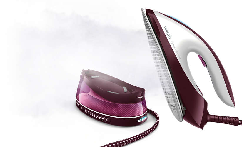 GC7808 Compact Steam Generator Iron