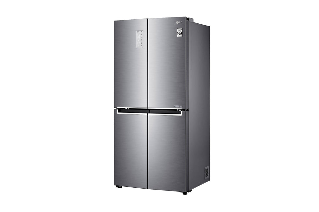 GF-B4539PZ 464L 83.5CM FRENCH DOOR FRIDGE (3 TICKS) + FREE $50 GROCERY VOUCHER BY LG