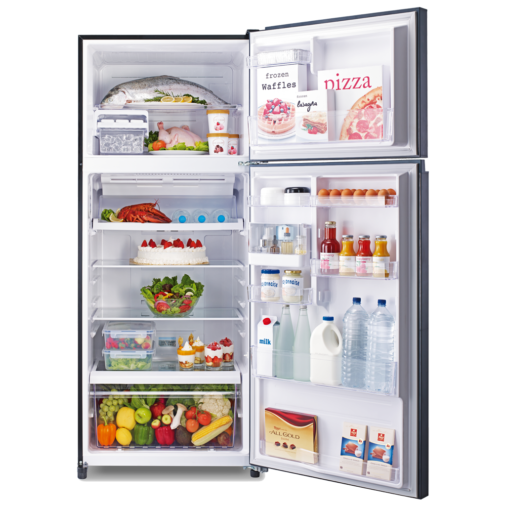GR-AG46SDZ 407L 2-DOOR FRIDGE (3 TICKS)