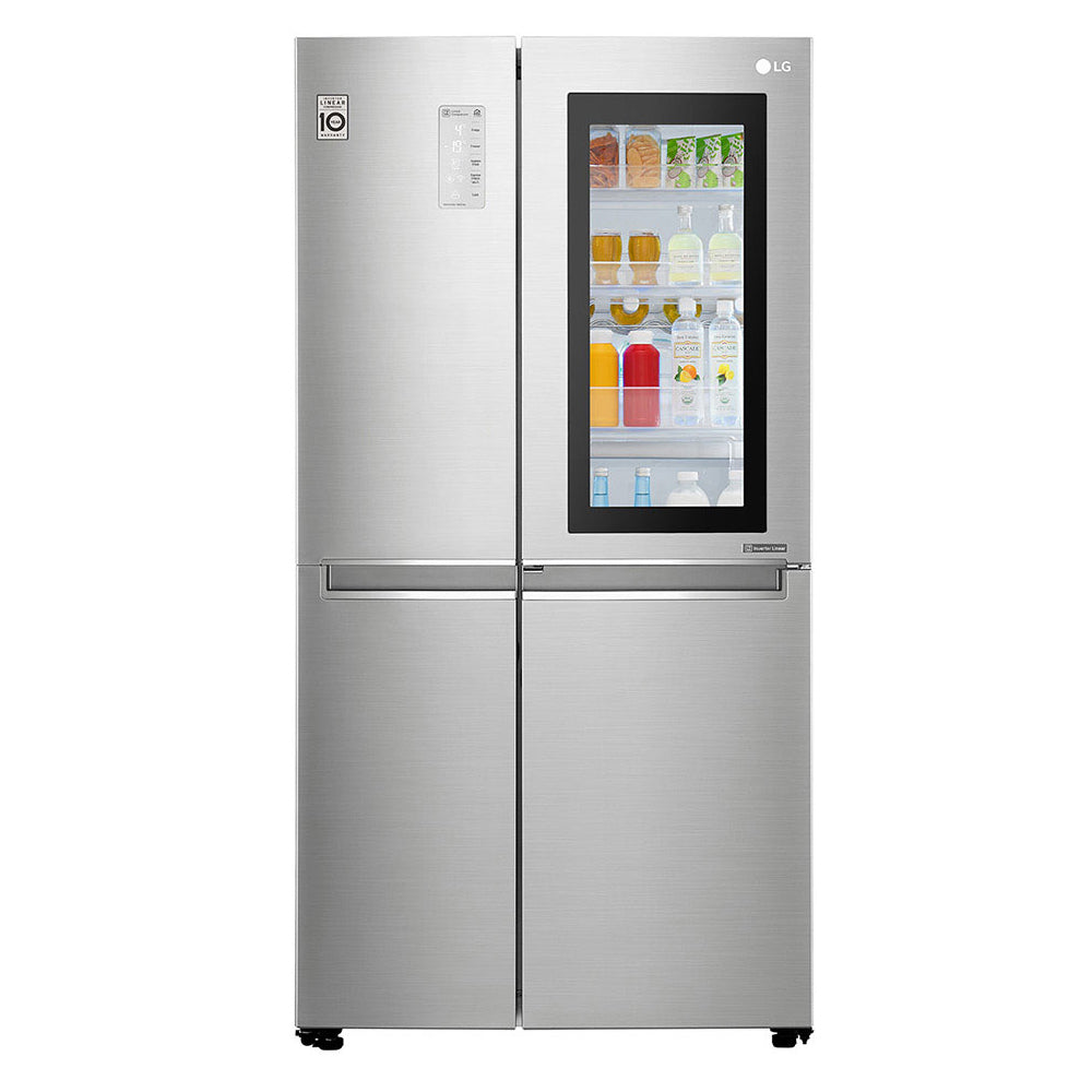 GS-Q6278NS 601L SIDE-BY-SIDE FRIDGE (2 TICKS)