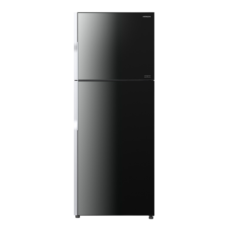 R-VG450P3MS-1 365L Inverter 2-DOOR FRIDGE (BLACK/RED/GREY)