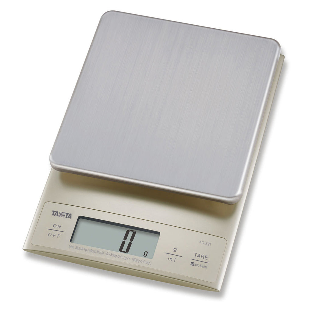 KD-321 DIGITAL SCALE WITH LIQUID MEASUREMENT MODE