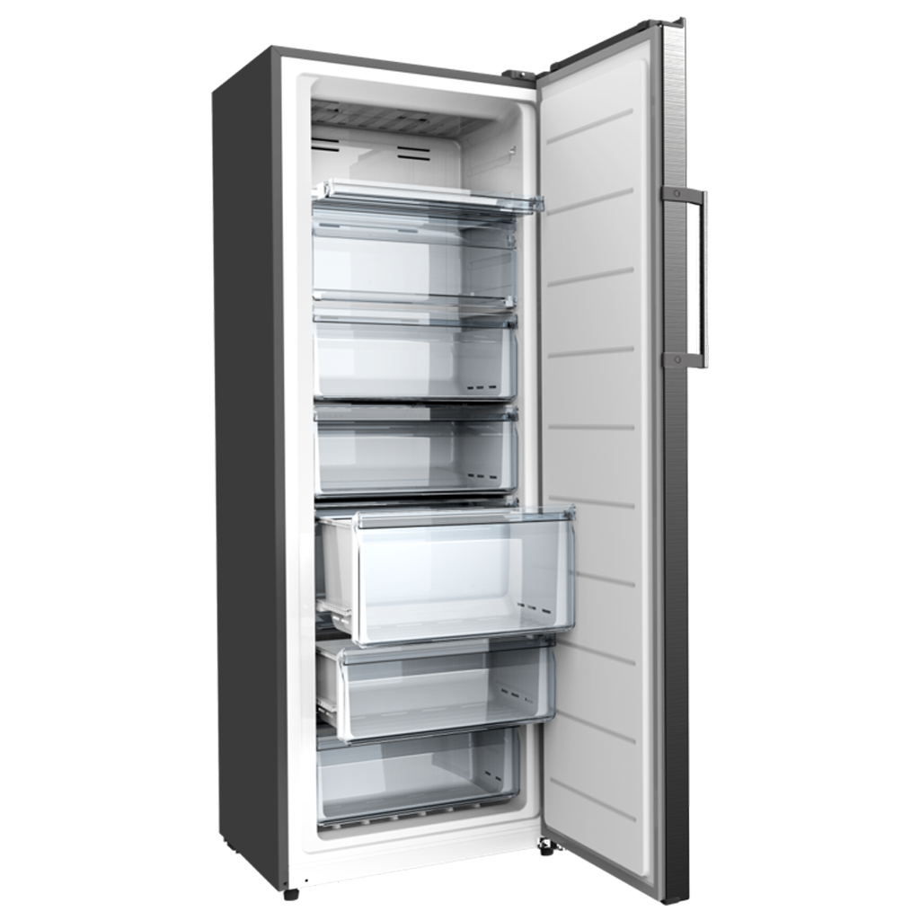 MCF232 232L 1-DOOR UPRIGHT FREEZER