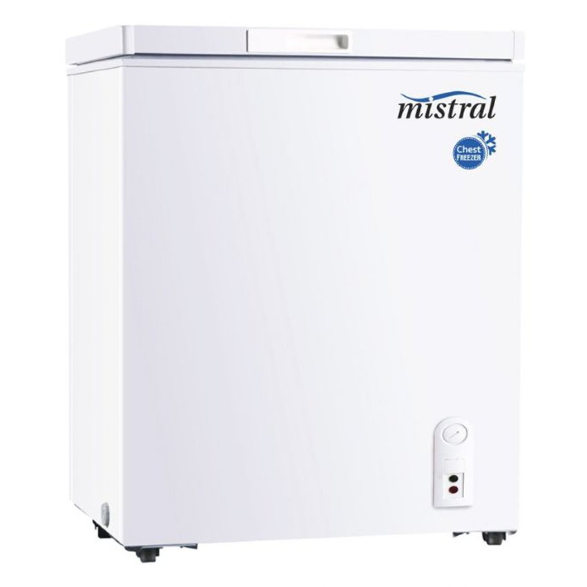 131L Chest Freezer With Lock MFC131A