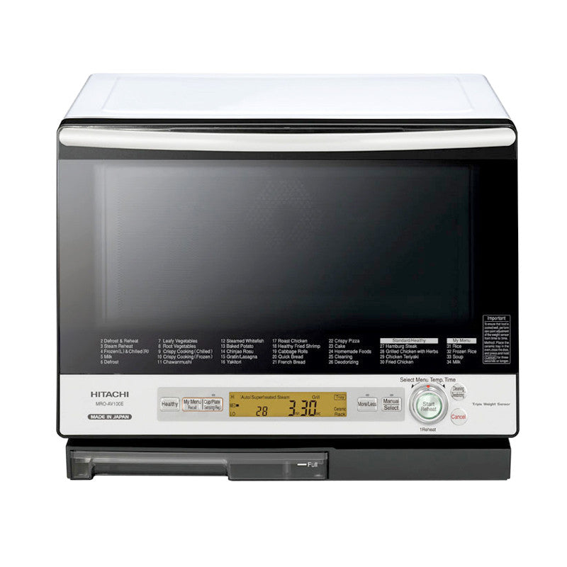 33L Superheated Steam Microwave Oven