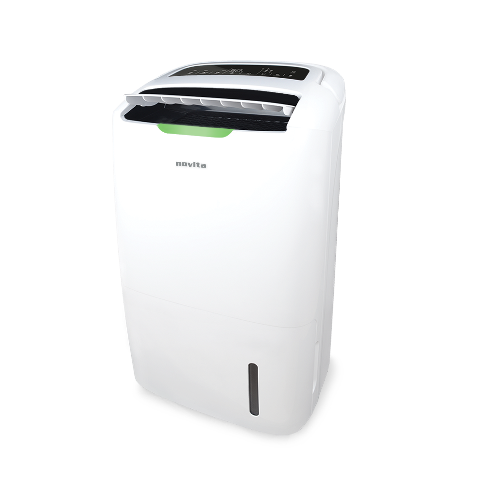 ND2000 PURIDRY 2-IN-1 DEHUMIDIFIER WITH HEPA AIR PURIFICATION