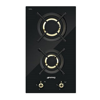 PC32GNO 30CM 2-BURNER GAS HOB