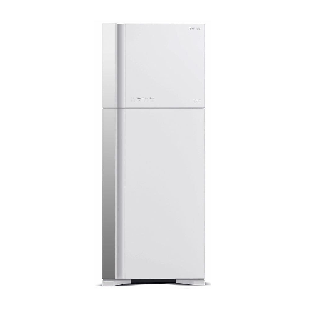 R-VG560P7MS 450L TOP FREEZER FRIDGE (3 TICKS) + FREE HITACHI VACUUM CV-BM16