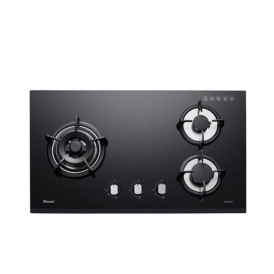 RB-73TG 3-BURNER BUILT-IN HOB (FREE INSTALLATION)