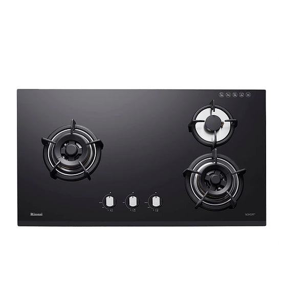 RB-93TG 3-BURNER BUILT-IN HOB