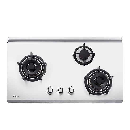 RB-93US 3-BURNER BUILT-IN HOB