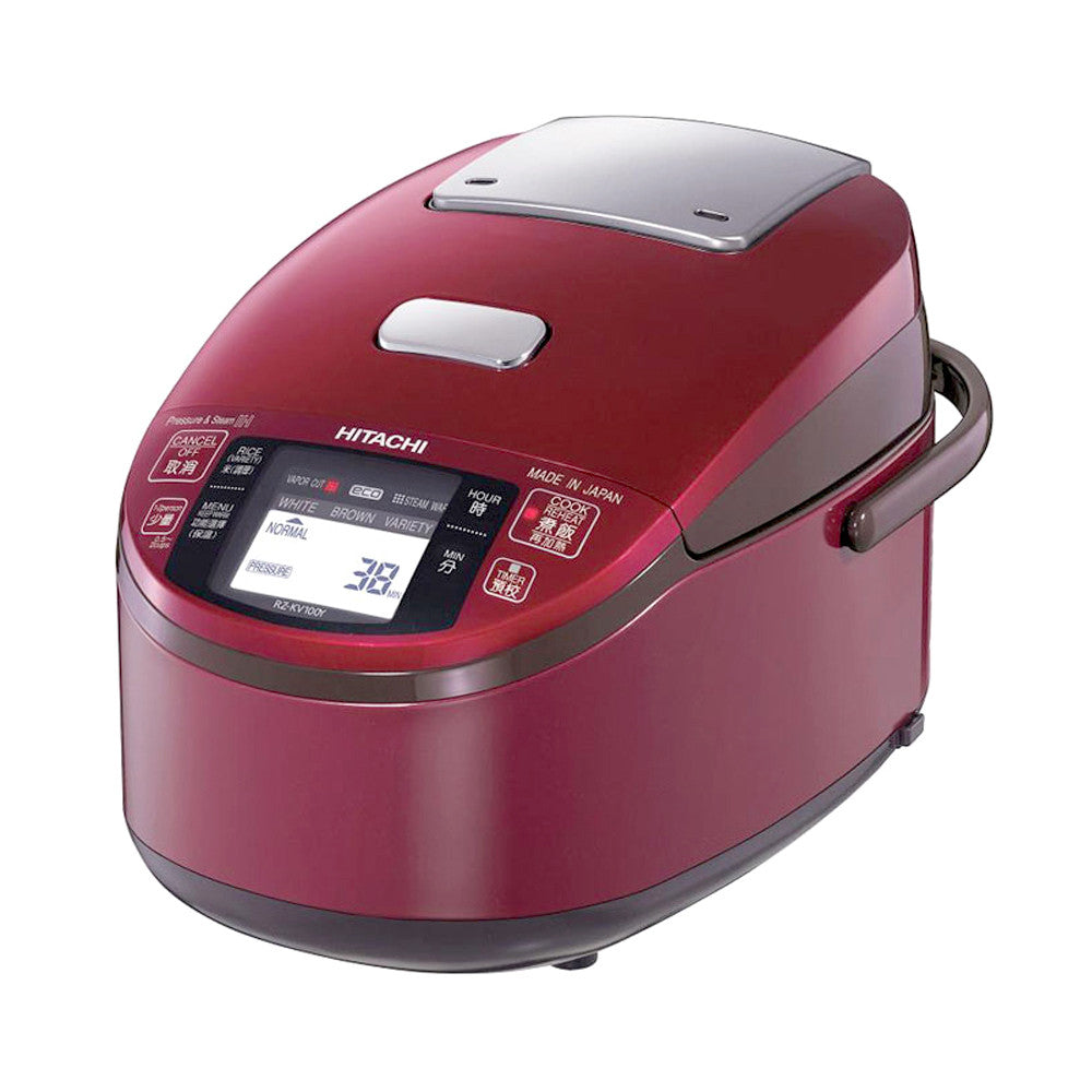 Premium 1.8L Pressure & Steam IH Rice Cooker