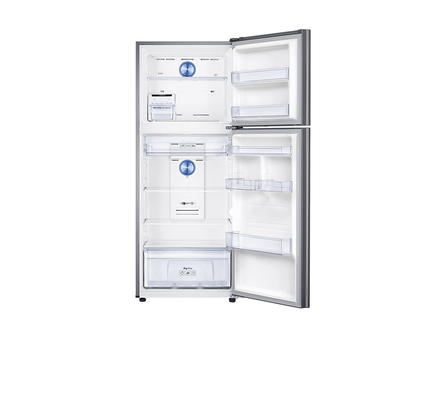 RT35K553ASL 362L 2-DOOR FRIDGE (3 TICKS) + FREE $30 COLD STORAGE VOUCHER