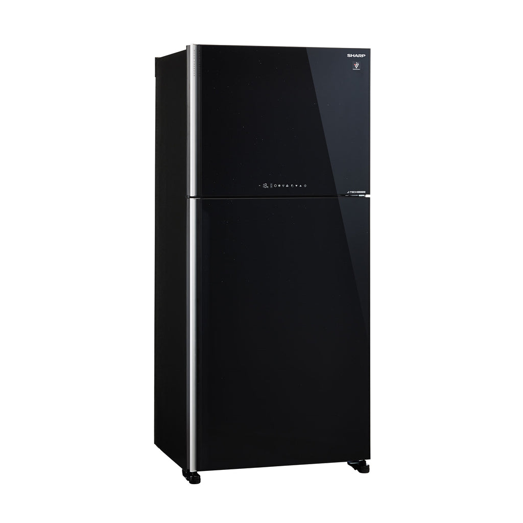 SJ-PG60P 600L 2-DOOR FRIDGE (3 TICKS)