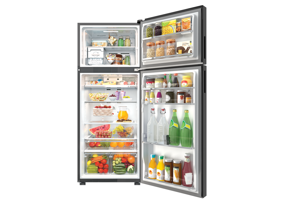 TM465VCCUI 414L INTELLIFRESH 2-DOOR FRIDGE (3 TICKS)