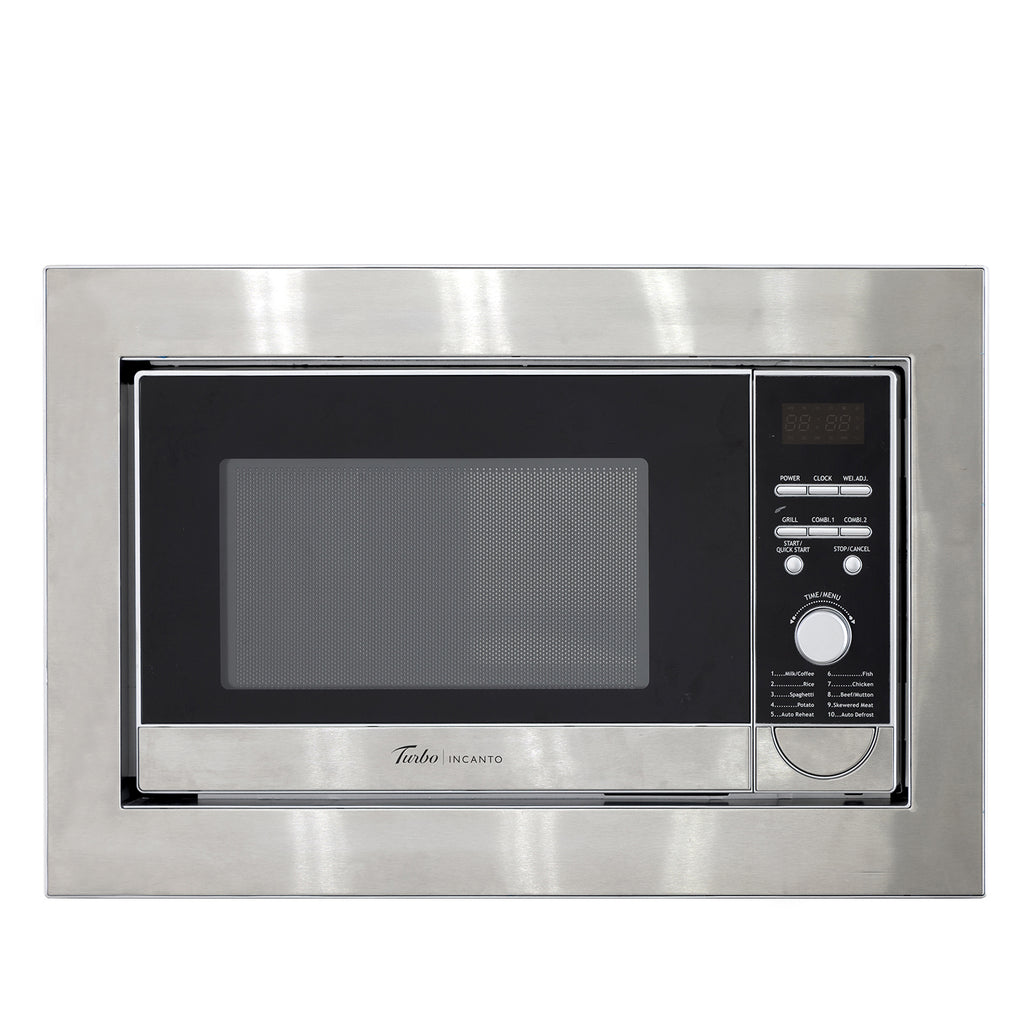 TMO25SS BUILT-IN MICROWAVE OVEN WITH GRILL