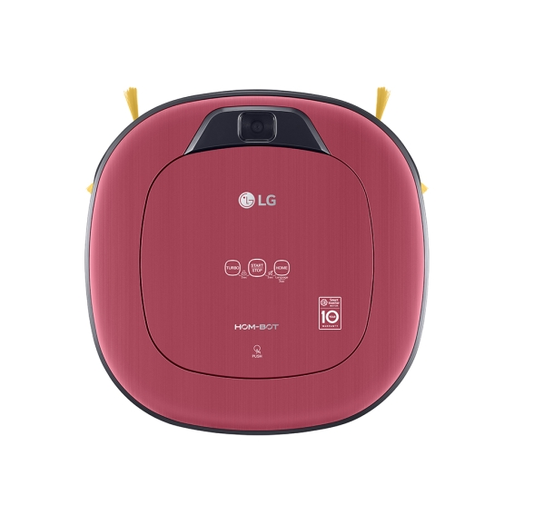Hom-Bot Square Robotic Vacuum Cleaner VR6540LV