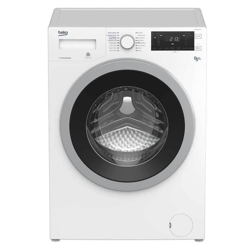 8/5KG WDX8543130W FRONT LOAD WASHER DRYER