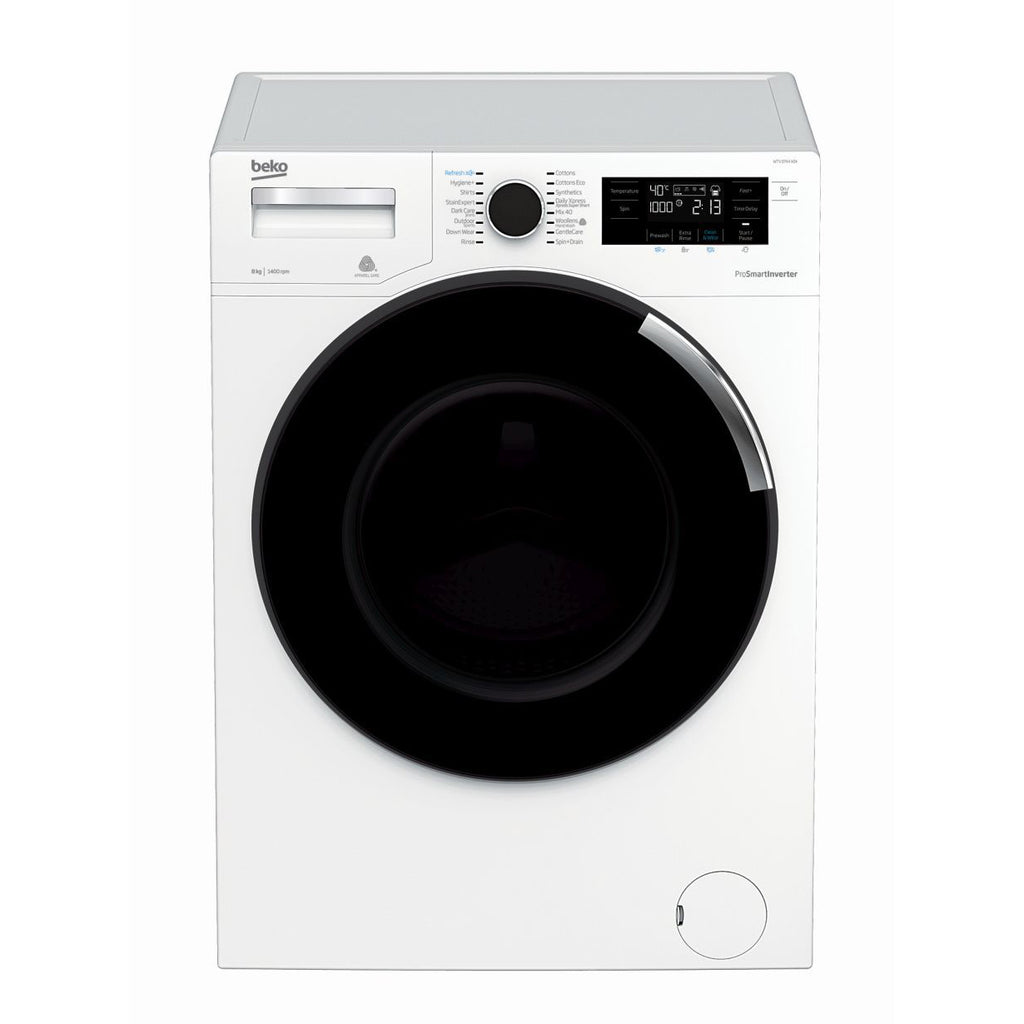 WTV8744X0 8KG FRONT LOAD WASHER (4 TICKS)
