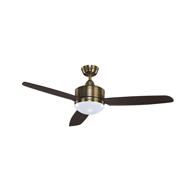 "Starlite Wooden DC Series 53"" Ceiling Fan DC103 + Remote Control + LED Light"