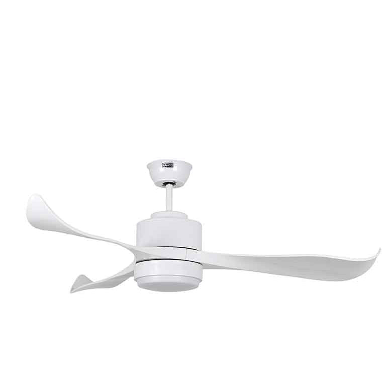 "E-TRINITY 42""/52"" CEILING FAN WITH REMOTE & LIGHT"