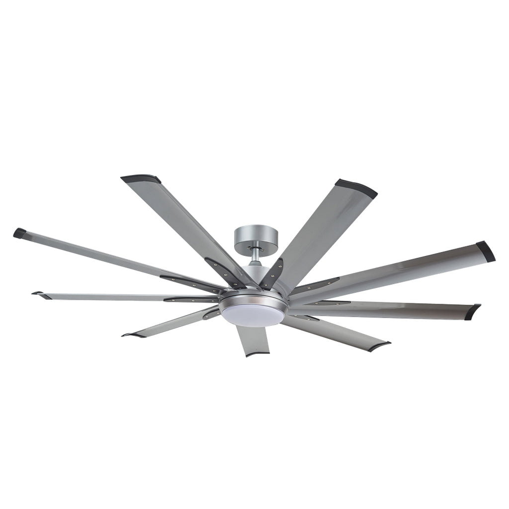ELITE/E-LITE 48/52/60/72-INCH DC CEILING FAN WITH OPTIONAL LIGHT