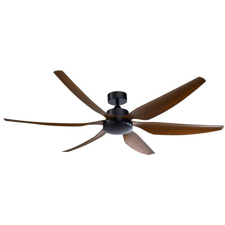 "56/66"" POWERFUL & QUIET HELI DC CEILING FAN WITH OPTIONAL LIGHT"