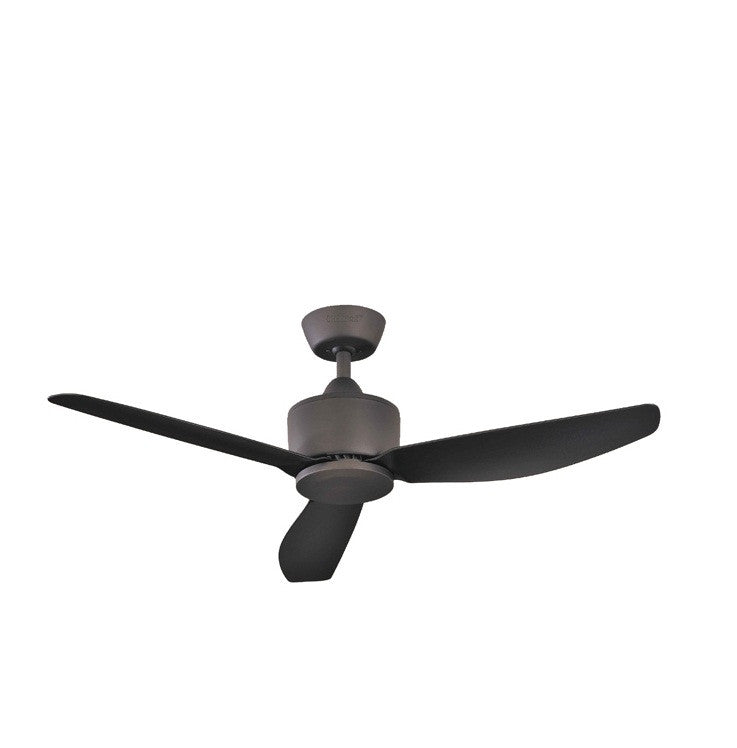 "Icol 40"" Ceiling Fan CSL03 with Remote & LED Light"
