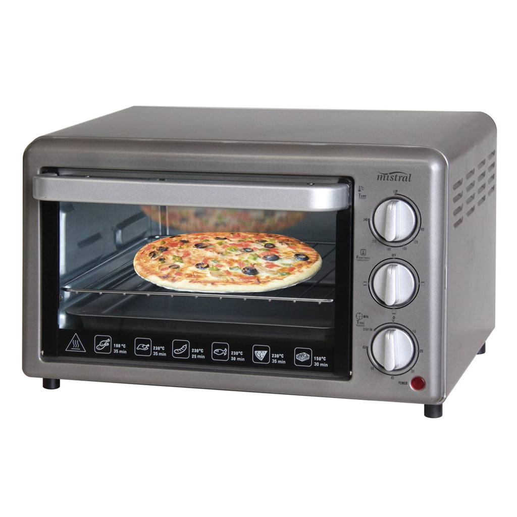 MO17D 17L ELECTRIC OVEN