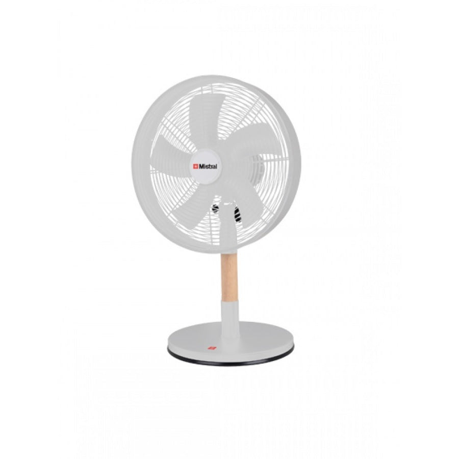 "MTF30 12"" Table Fan (Black/ White)"