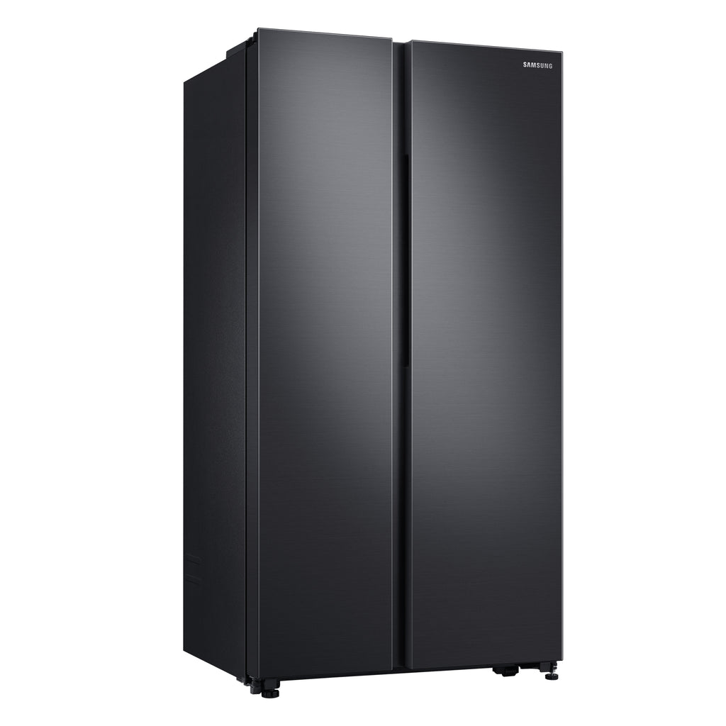 RS62R5004B4 647L SPACEMAX SIDE-BY-SIDE FRIDGE (2 TICKS) + FREE $100 COLD STORAGE  VOUCHER