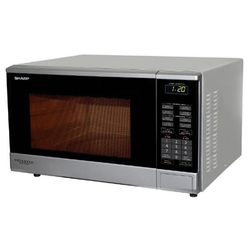 33L R-380V Touch Control Microwave Oven
