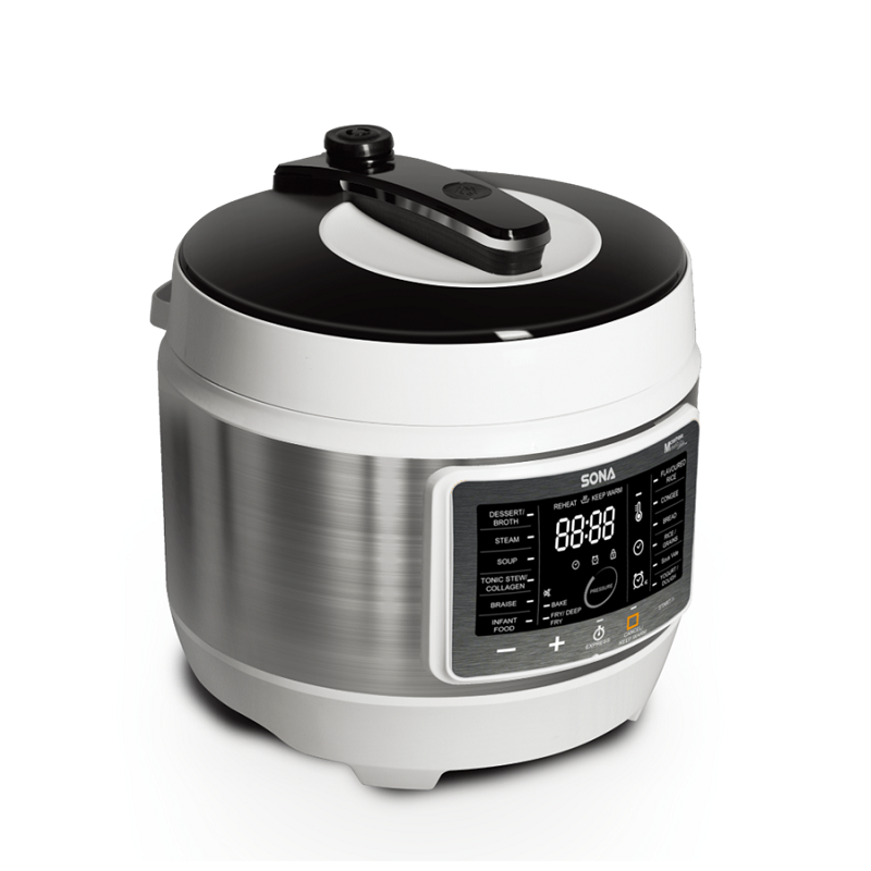 5L SPC2509 Multi Function Pressure Cooker