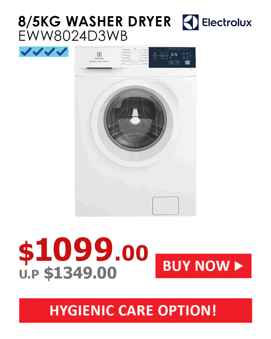 Panasonic NA-127XB1 7KG FRONT LOAD WASHER