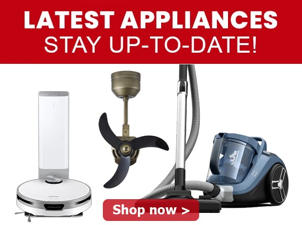 Latest Appliances