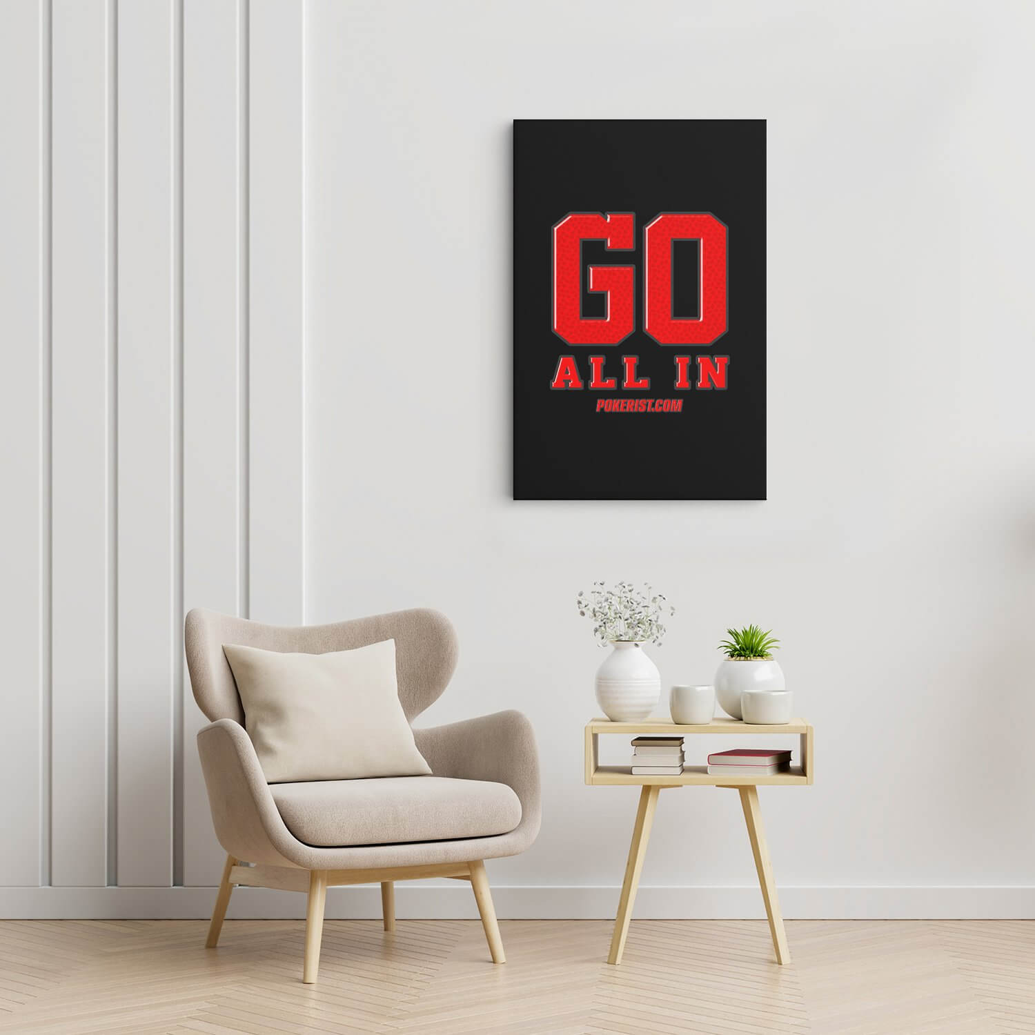 Go All In Canvas