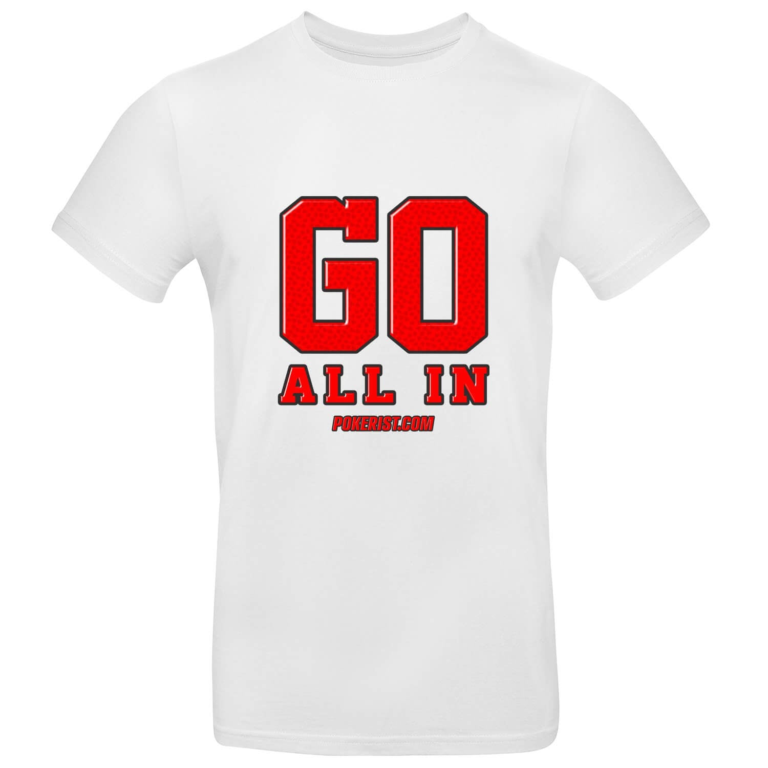 Go All In Mens Tee