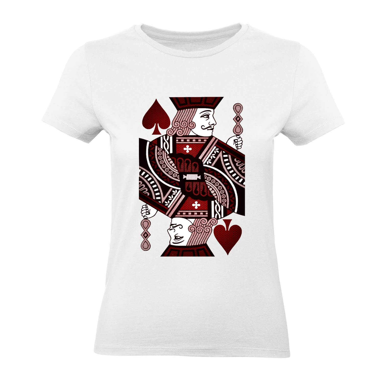 Jack Of Hearts Womens Tee