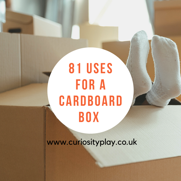 81 Ideas for a Cardboard Box